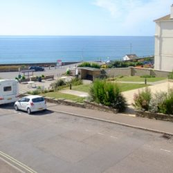 View of Seafront From The Jubilee View Room
